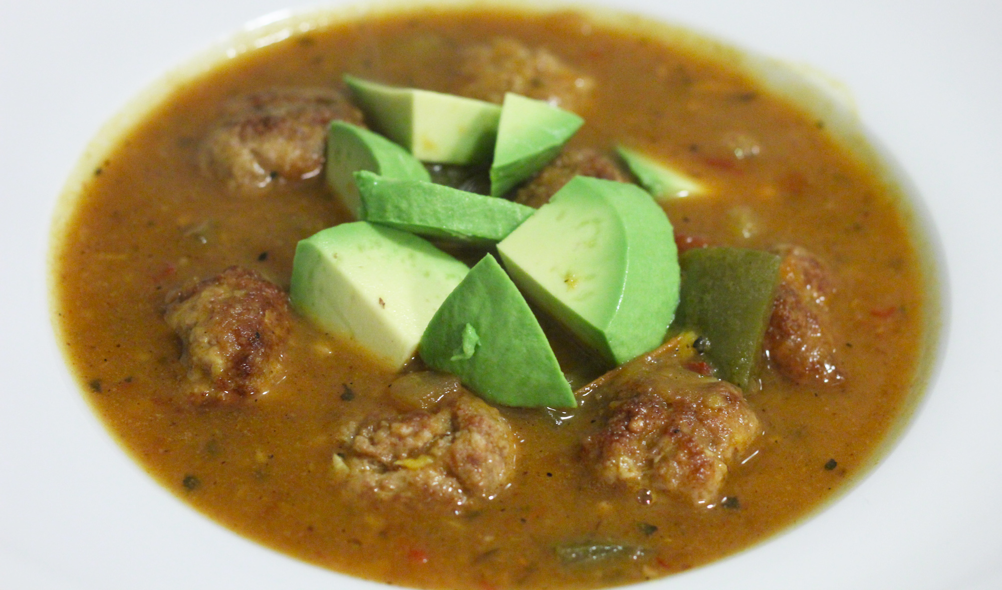 meatball soup the mexican turkey meatball turkey meatballs this family ...